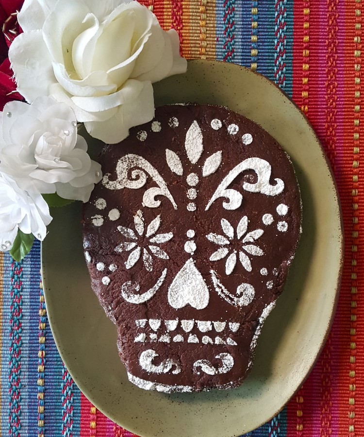 Mexican Chipotle Hot Chocolate Cake
