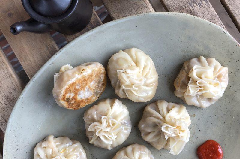 Crispy Steamed Dumplings
